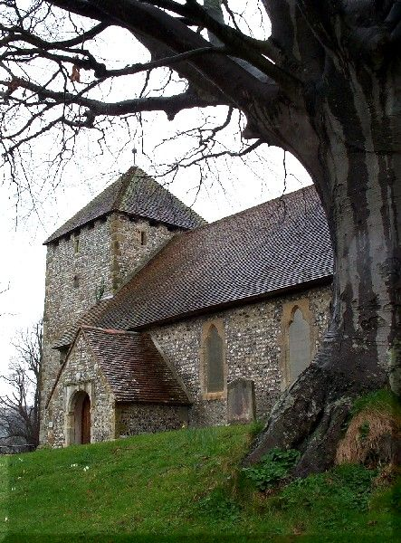 St Michaels, South Malling (C) Roughwood